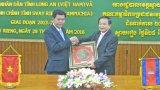 Long An - Svay Rieng: Tình đoàn kết, hữu nghị, hợp tác giữa 2 tỉnh ngày càng phát triển
