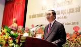 Hội Khoa học lịch sử Việt Nam nhận Huân chương Lao động hạng Nhất