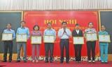 Khen thưởng 15 tập thể và 30 cá nhân có thành tích xuất sắc trong việc thực hiện Đề án 02-1133