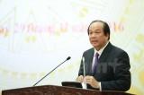 Bộ trưởng Mai Tiến Dũng lên tiếng vụ ông Nguyễn Minh Mẫn đuổi báo chí