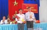 Ông Nguyễn Tuấn Thanh đắc cử chức vụ Chủ tịch UBND huyện Cần Giuộc nhiệm kỳ 2016-2021