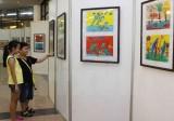Việt Nam giành 8 giải vẽ nhật ký bằng tranh cho trẻ em châu Á