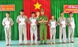 Trại Tạm giam Công an tỉnh có 6 phạm nhân được đặc xá