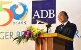 Thủ tướng dự Lễ kỷ niệm 50 năm thành lập Ngân hàng ADB