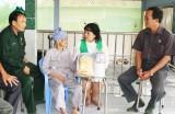Khám bệnh, cấp thuốc miễn phí cho hơn 330 hội viên cựu chiến binh và người nghèo