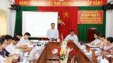 Báo Long An họp mặt cộng tác viên huyện Đức Hòa và Đức Huệ