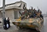 Giao chiến ác liệt, Aleppo trở thành chiến trường quyết định ở Syria