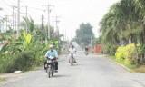 Tân Kim về đích xã nông thôn mới