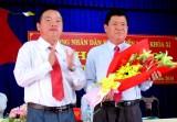 Ông Trần Văn Tươi được bầu làm Chủ tịch UBND huyện Bến Lức