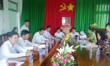 Tân Thạnh: Công tác kiểm tra, giám sát góp phần nâng cao  kỷ cương trong Đảng