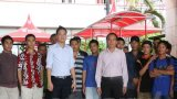 Indonesia trao trả 57 ngư dân Việt Nam bị bắt giữ thời gian qua