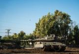 Quân đội Israel tiến hành tập trận quy mô lớn gần Gaza