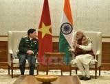 Thủ tướng Modi: Thúc đẩy hợp tác quốc phòng Ấn Độ-Việt Nam