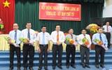 Bầu bổ sung 4 ủy viên UBND tỉnh khóa IX, nhiệm kỳ 2016-2021