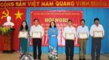 Ngành Giáo dục Long An khen thưởng 17 tập thể, 57 cá nhân trong việc thực hiện Chỉ thị 03 của Bộ Chính trị