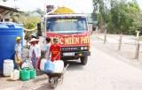Cùng nỗ lực đem nước đến cho người dân cù lao Long Hựu