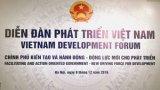 VDF 2016: Việt Nam lắng nghe tham vấn quốc tế để quyết sách chính xác