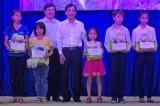 Tập đoàn An Nông: Trao 340 suất học bổng ở Thủ Thừa và Bến Lức