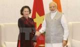 Chuyến thăm Ấn Độ của Chủ tịch Quốc hội làm sâu sắc quan hệ hai nước