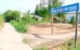 Trường Mầm non Tân Thành: Cần được xây dựng tường rào, bảo đảm an toàn cho trẻ