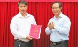 Bổ nhiệm lại Phó Giám đốc Quỹ Đầu tư phát triển tỉnh - Trịnh Quang Hiền