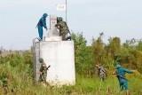 Người dân cùng bảo vệ an ninh biên giới