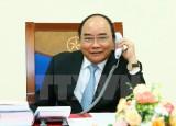 Thủ tướng Nguyễn Xuân Phúc điện đàm với ông Donald Trump