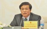 Nghị quyết xử lý kỷ luật cán bộ nghỉ hưu sẽ trình Thường vụ Quốc hội