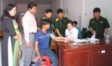 Giám sát công tác khám sức khỏe công dân thực hiện nghĩa vụ quân sự