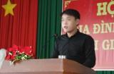 Trại giam Long Hòa gặp mặt gia đình phạm nhân