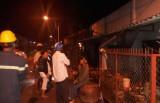 Cần Giuộc: Cháy nhà do chập điện, thiệt hại hơn 50 triệu đồng