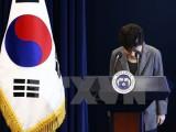 Đại diện của bà Park yêu cầu cấm tiết lộ nội dung bác bỏ luận tội