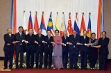 Các Ngoại trưởng ASEAN họp hẹp về tình hình bang Rakhine, Myanmar