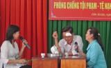 Cần Giuộc: 96 thí sinh dự Hội thi Trưởng ban mặt trận ấp, khu phố