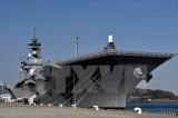 Nhật Bản cho phép lực lượng phòng vệ bảo vệ tàu chiến Mỹ