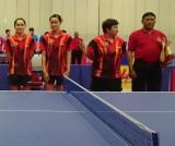 Các cô gái VN giành HCV bóng bàn Đông Nam Á 2016