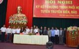 Kon Tum và Quân chủng Hải quân ký kết tuyên truyền biển, đảo