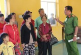 Trại Tạm giam Công an tỉnh họp mặt gia đình phạm nhân