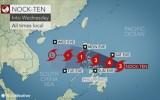 Hàng trăm nghìn người Philippines sơ tán tránh bão Nock-ten