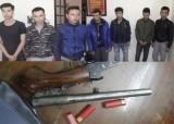 Vụ nổ súng ở Thanh Hóa, 1 người chết: Tạm giữ 7 đối tượng