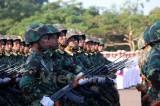 Tổng Bí thư Lào kêu gọi hiện đại hóa và tăng cường năng lực quân đội