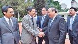 Thủ tướng: Không để trí tuệ và khoa học Việt Nam thua trên sân nhà