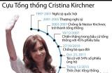 Những dấu mốc trong cuộc đời cựu Tổng thống Argentina Kirchner