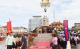 Đài tưởng niệm Quân tình nguyện Việt Nam ở Campuchia đã trùng tu xong