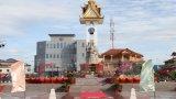 Campuchia khánh thành tượng đài hữu nghị Việt Nam-Campuchia
