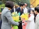 Thủ tướng Nhật Bản Abe và Phu nhân sẽ thăm chính thức Việt Nam