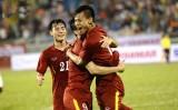 ĐT Việt Nam tụt 2 bậc trên BXH FIFA