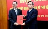 Ông Ngô Văn Tuấn được bổ nhiệm giữ chức Phó Trưởng ban Kinh tế TƯ