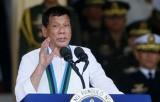 Philippines có thể sử dụng Thiết quân luật đối với vấn nạn ma túy