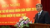Ông Đinh Thế Huynh: Cần đổi mới mạnh mẽ hoạt động đối ngoại nhân dân